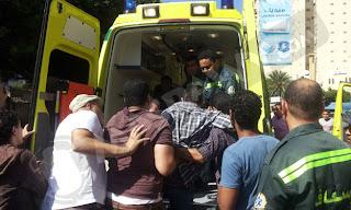 إشتباكات عنيفة، الجمعة، بميدان سيدي جابر بالإسكندرية، بين جماعة الإخوان المسلمين ومتظاهرين معارضين