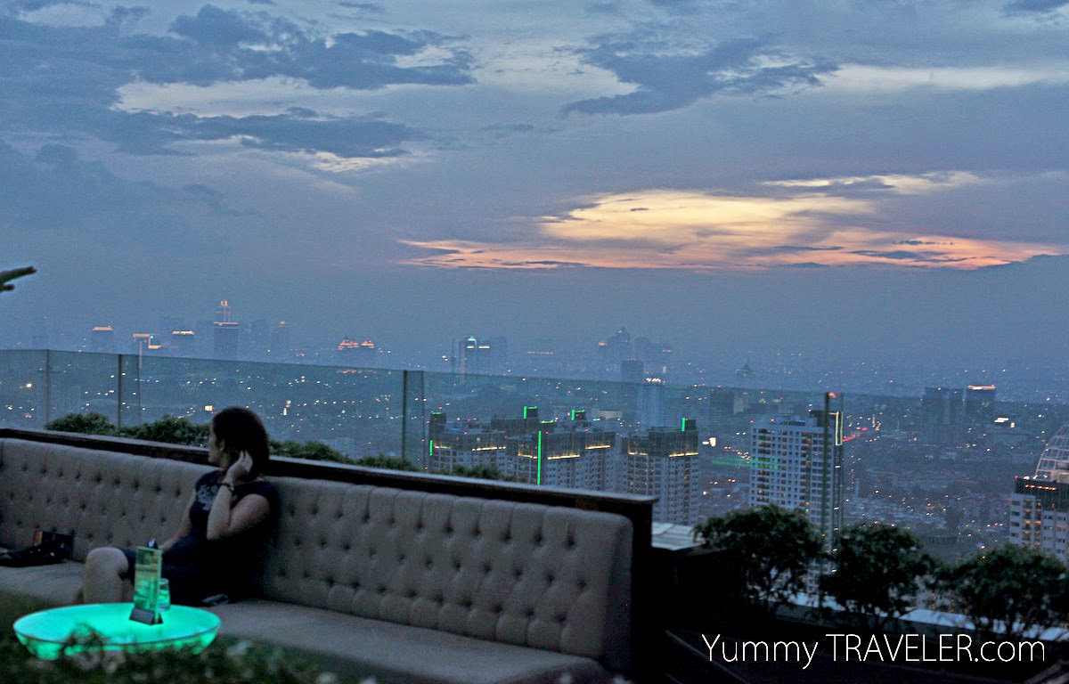 Jakarta : Food Tasting : Cloud Lounge And Living Room Part 52