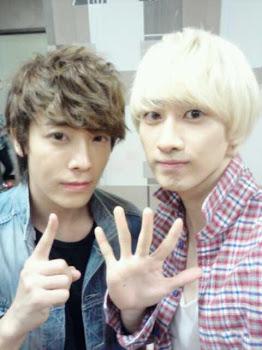 Dong hae &Eun hyuk♥