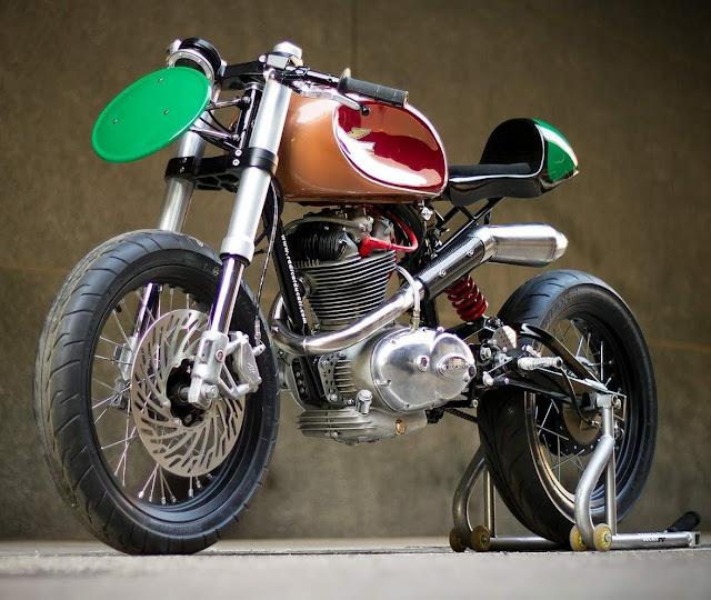 Ducati F3 by Radical Ducati | Ducati cafe racer | Ducati 125 TS | vintage cafe racer | Ducati 125 TS   Cafe Racer
