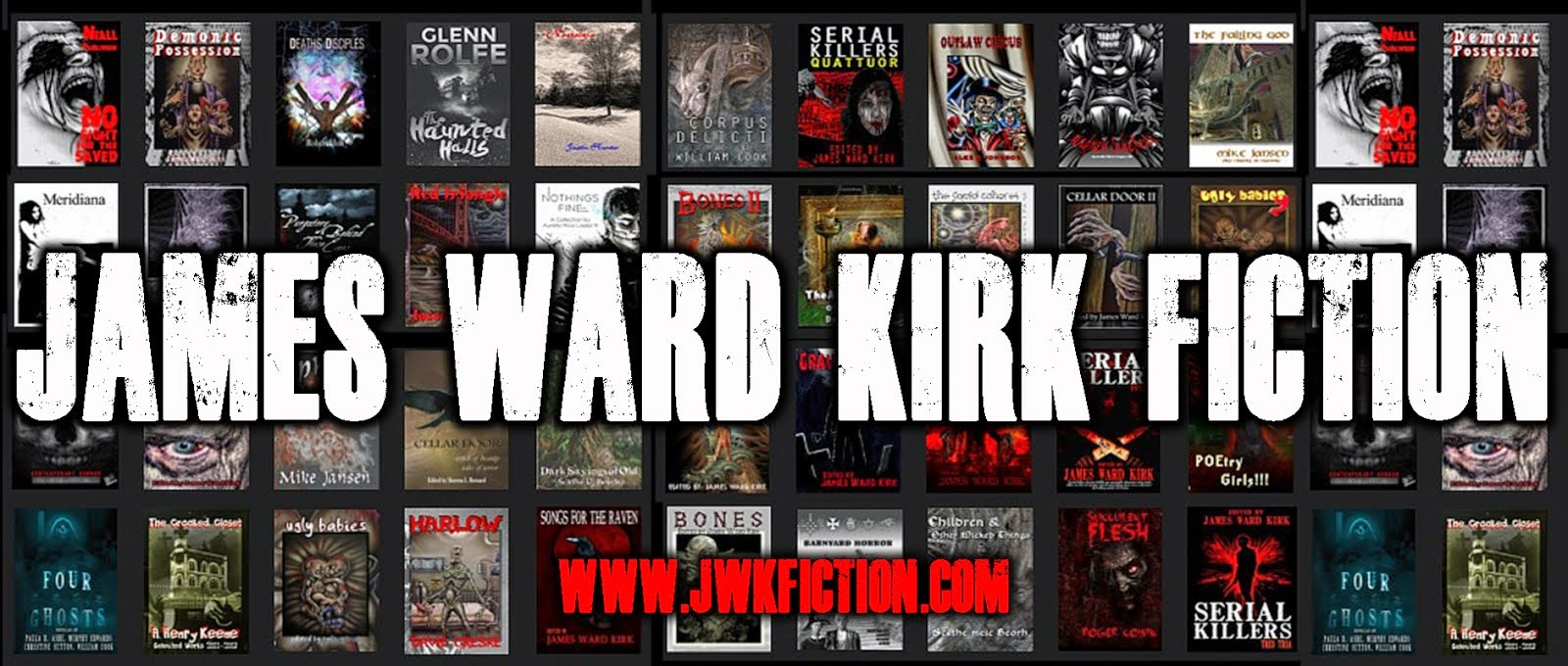 James Ward Kirk Fiction - Publisher