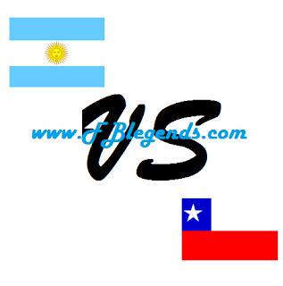 مشاهدة مباراة الارجنتين وتشيلي بث مباشر اليوم 4-7-2015 اون لاين كوبا أمريكا 2015 يوتيوب لايف chile vs argentina