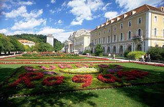 Echecs en Slovénie : le Grand Hôtel Rogaska Slatina