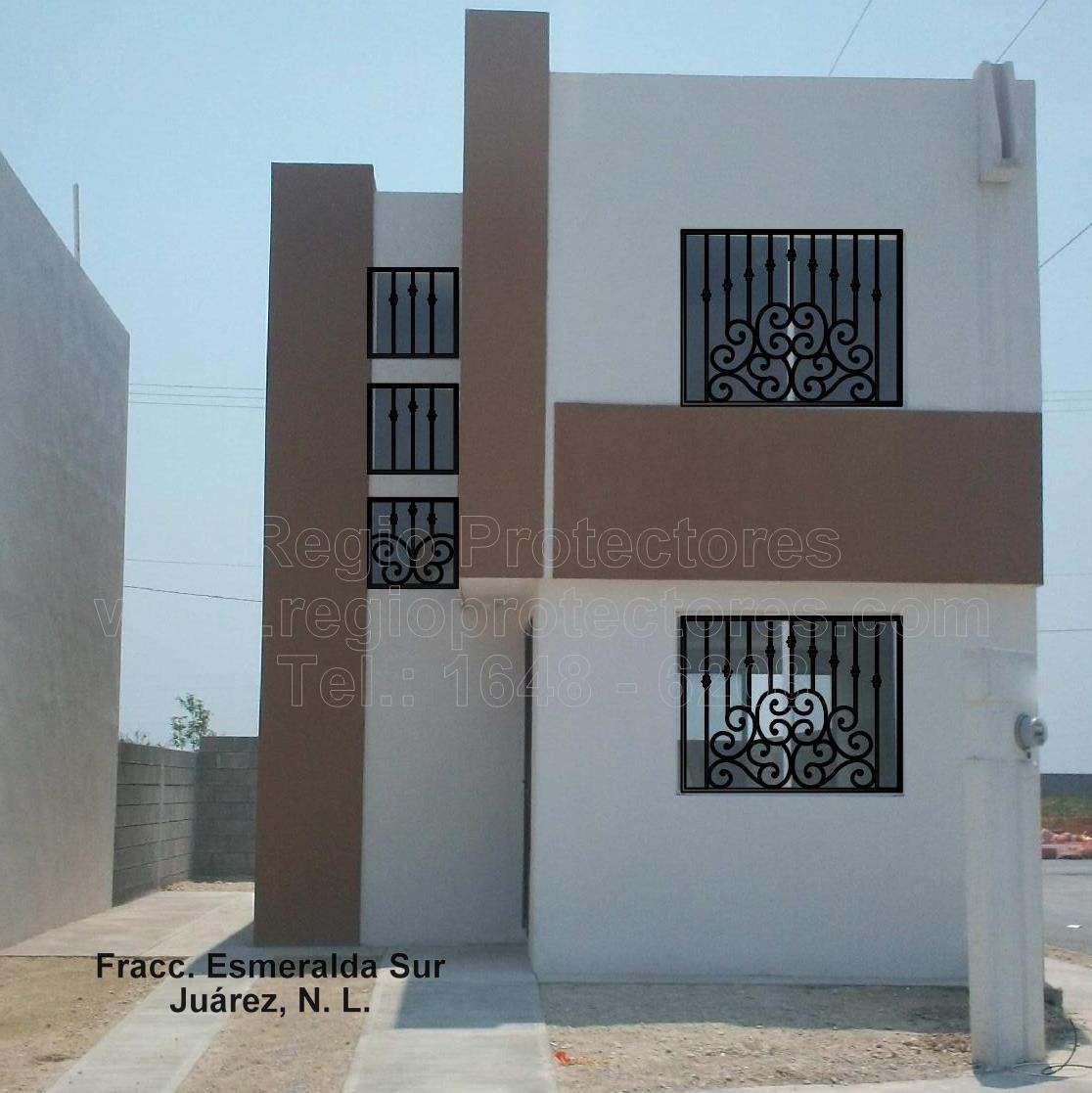 Protectores para ventanas y Puertas, Fracc. Esmeralda Sur, #179