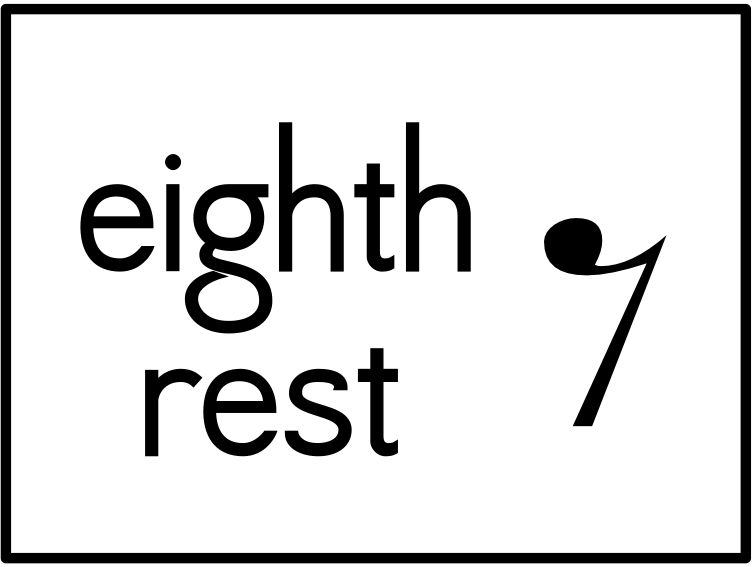 eighth rest symbol - photo #25