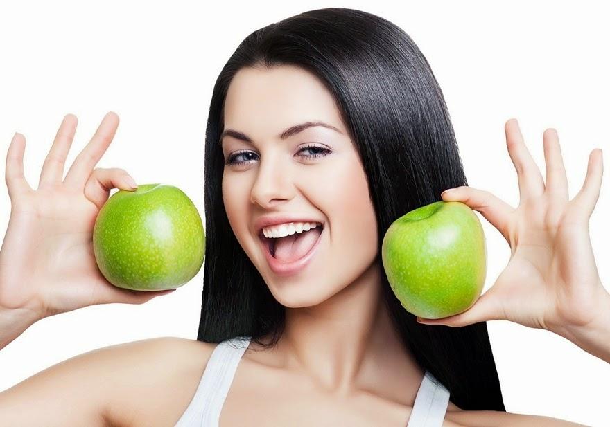 Buah yang Bermanfaat untuk Kesehatan Rambut