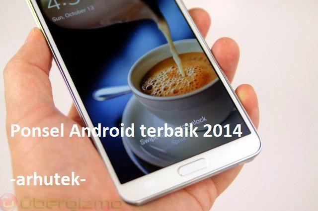 android terbaik tahun 2014