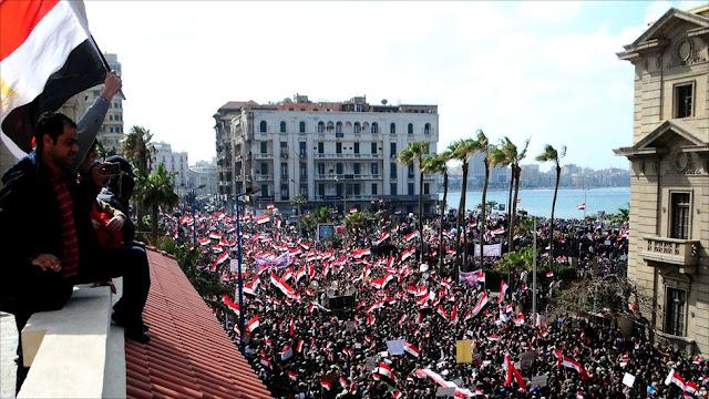 صور لاحداث مصر M68