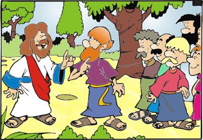 História bíblica - O credor incompassivo