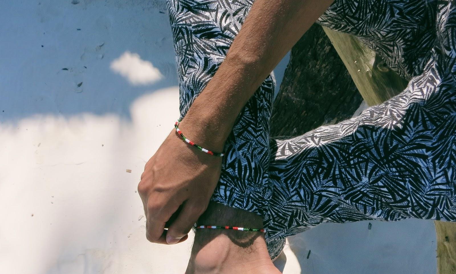 Salman Dean Masai Bracelet