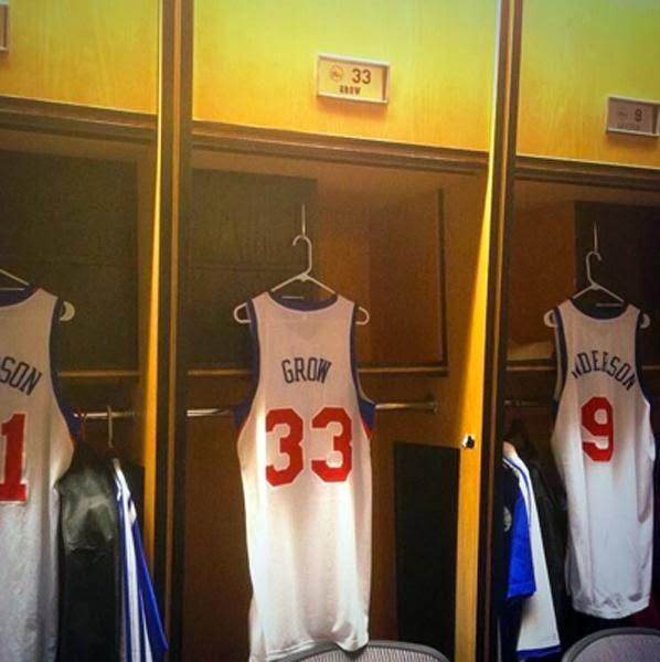 Philadelphia 76ers sign Kevin Grow