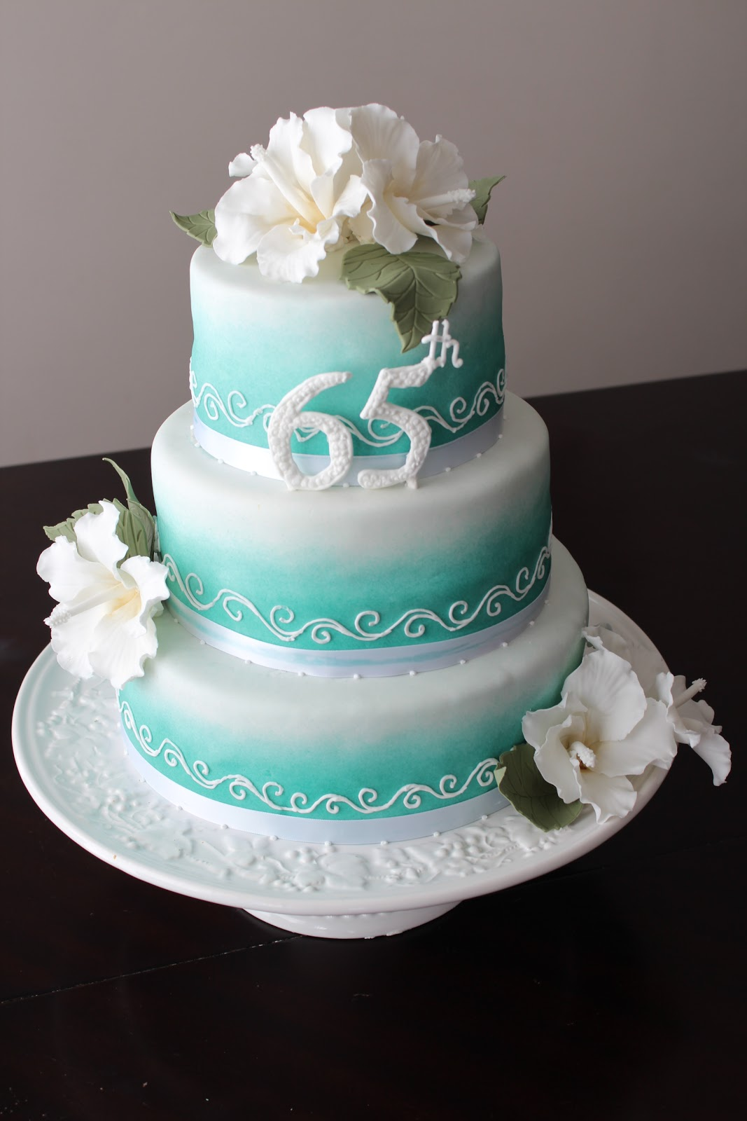 Cake Design For Moms : Moms+cake1.JPG 1,067x1,600 pixels Moms 65 BDay Pinterest