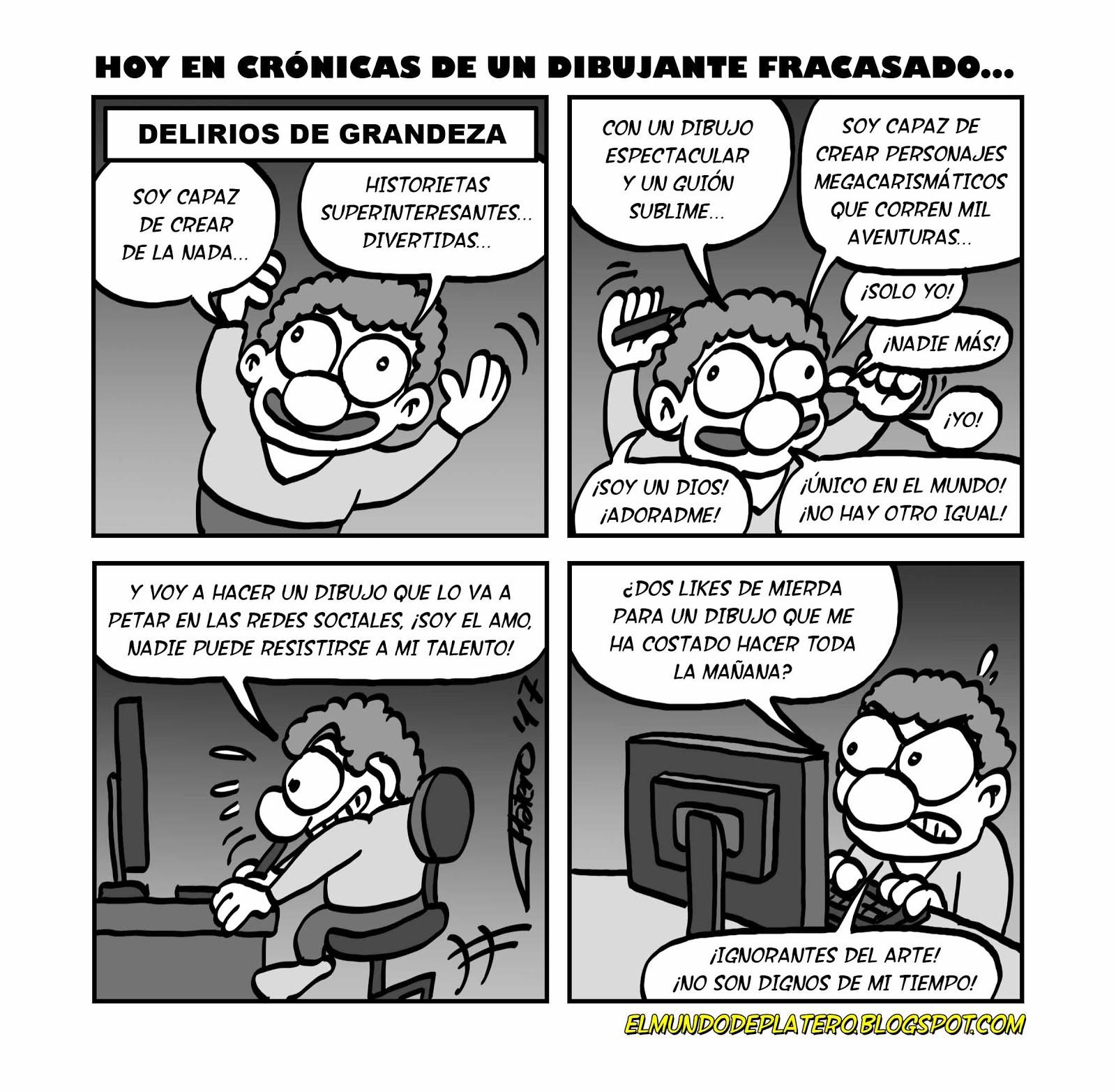 "#WEBCÓMIC ""PEPITO FRIKI"""
