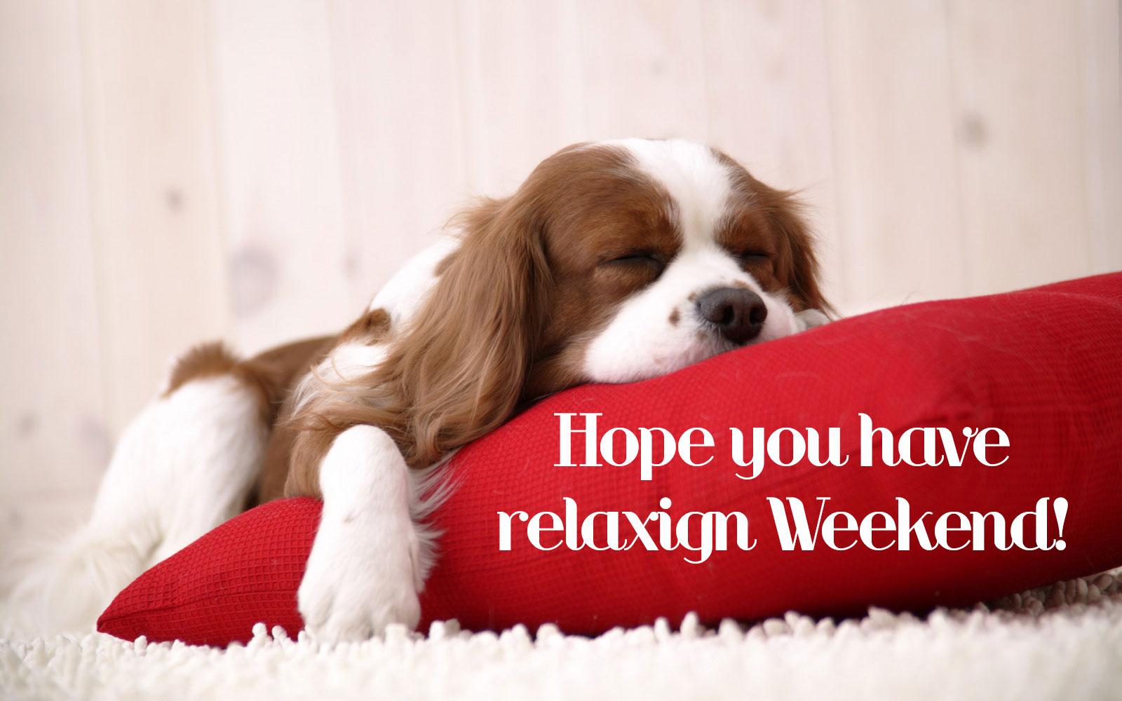 Resultado de imagem para relaxing weekend