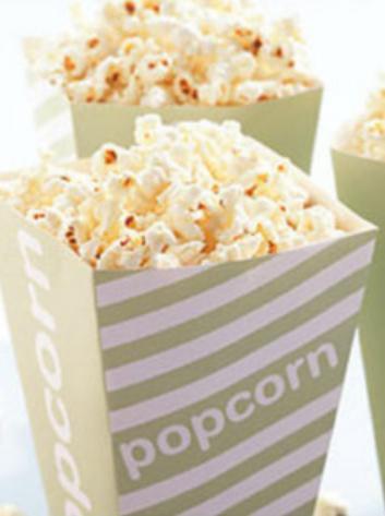 Cajas para popcorn, palomitas, pochoclos (imprimibles)