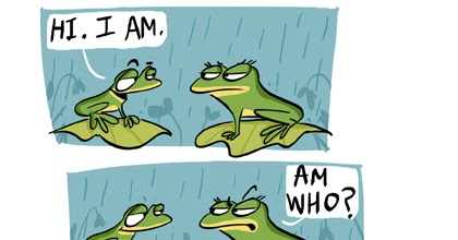 Green humour the best pick up line for a frog for Fish pick up lines