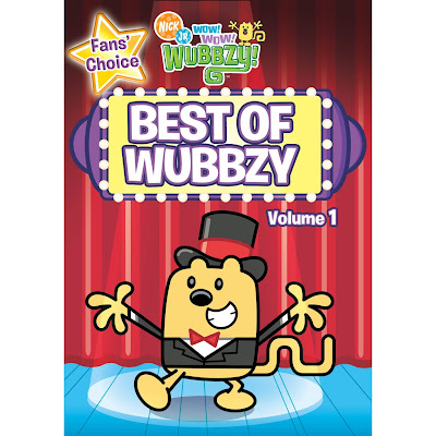 Wow Wow Wubbzy Best of Wubbzy