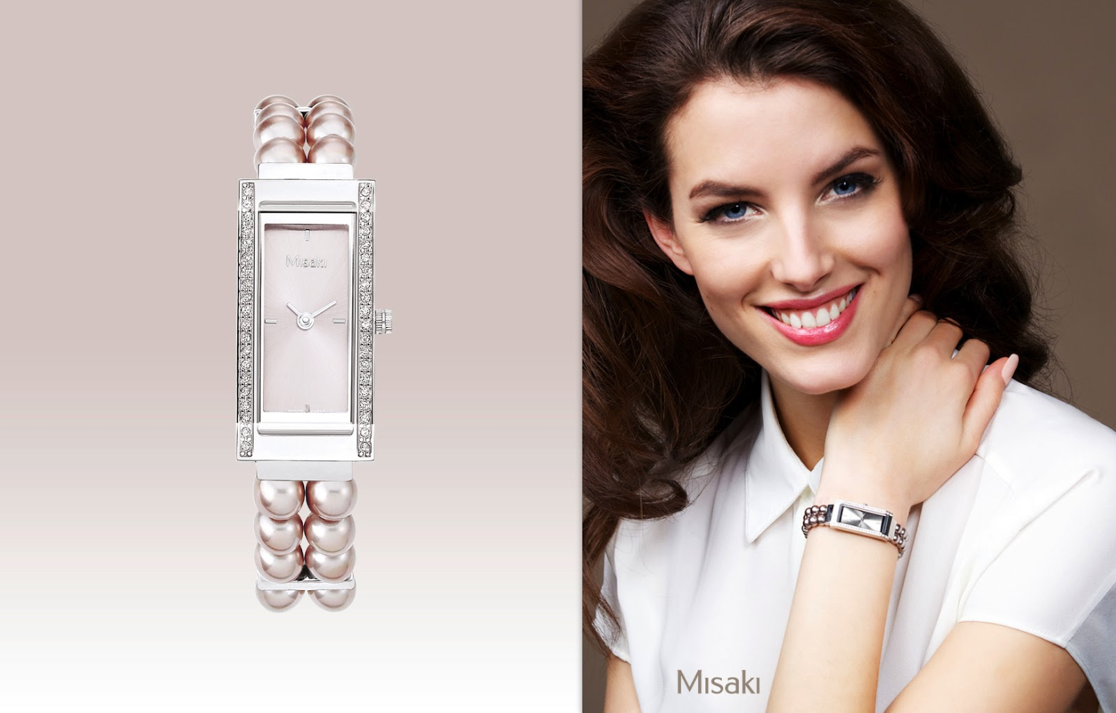 bicolor watch misaki en outletjoyeria acero watches onda mx and discount offers steel reloj cheap buy jewels