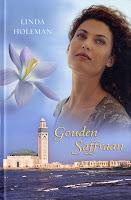 Gouden Saffraan Linda Holeman cover