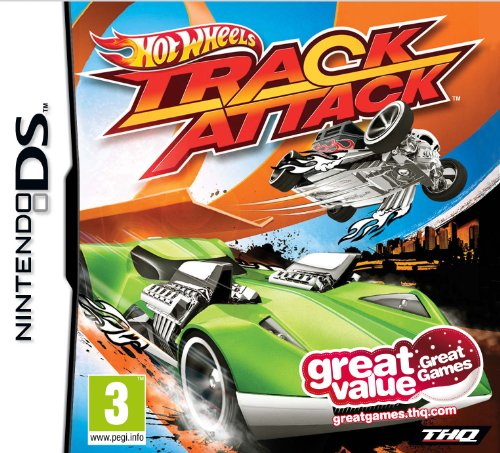 Hot Wheels : Track Attack DS