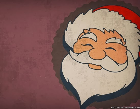 santa claus background wallpaper