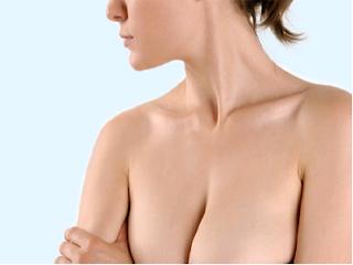 Ngực căng tròn