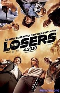 Quái Kiệt Thất Thế - The Losers - 2010