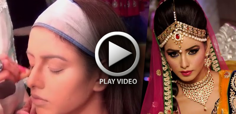 Did You Catch Up The Newest Bridal Makeup Tutorial If Not Then Dont Worry Here We Have Brought Latest Indian For