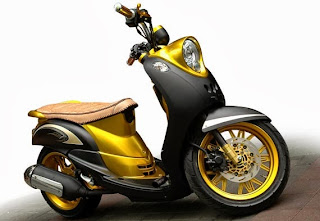 Modifikasi Motor Yamaha Terbaru Lengkap title=