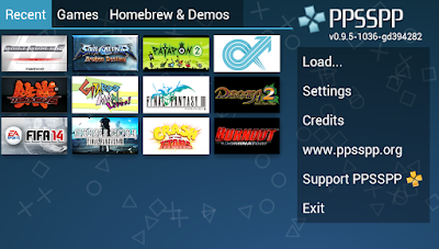 Download PPSSPP - Emulator PSP for Android