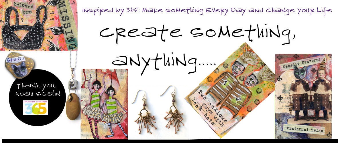 Create Something,  Anything...