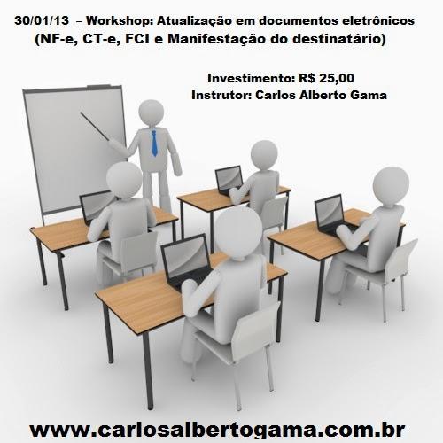 Workshop: Workshop: Atualização em documentos eletrônicos