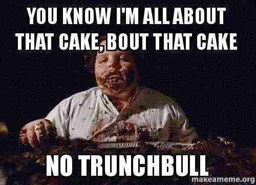 Trunchbull Cake Meme