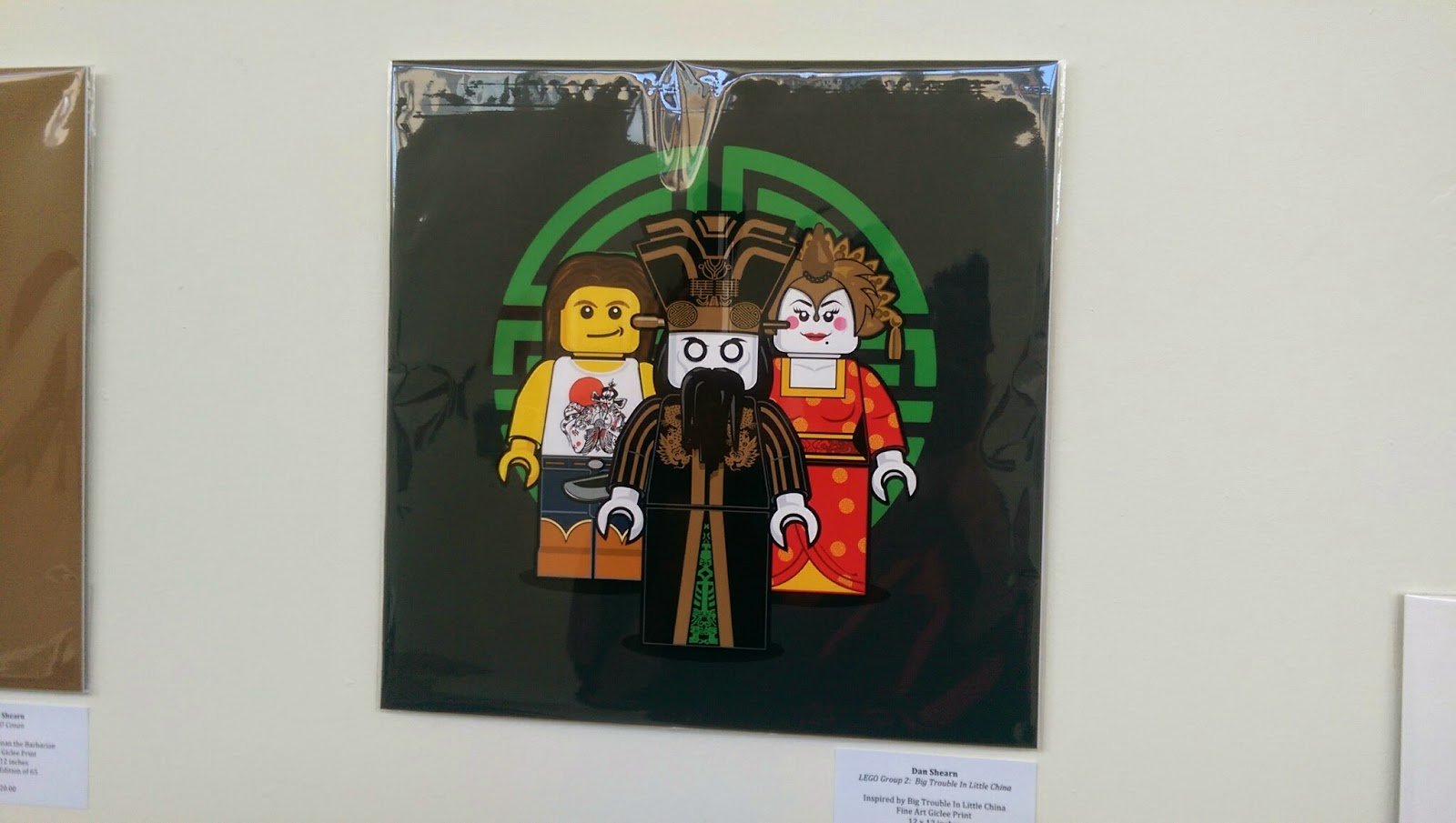 Hero Complex Gallery - LEGO Memories: Big Trouble in Little China
