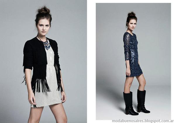 Ceilonia otoño invierno 2013 moda.