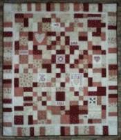 Potpourri (Celine) quilt