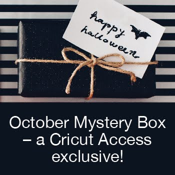 Cricut October Access Mystery Box