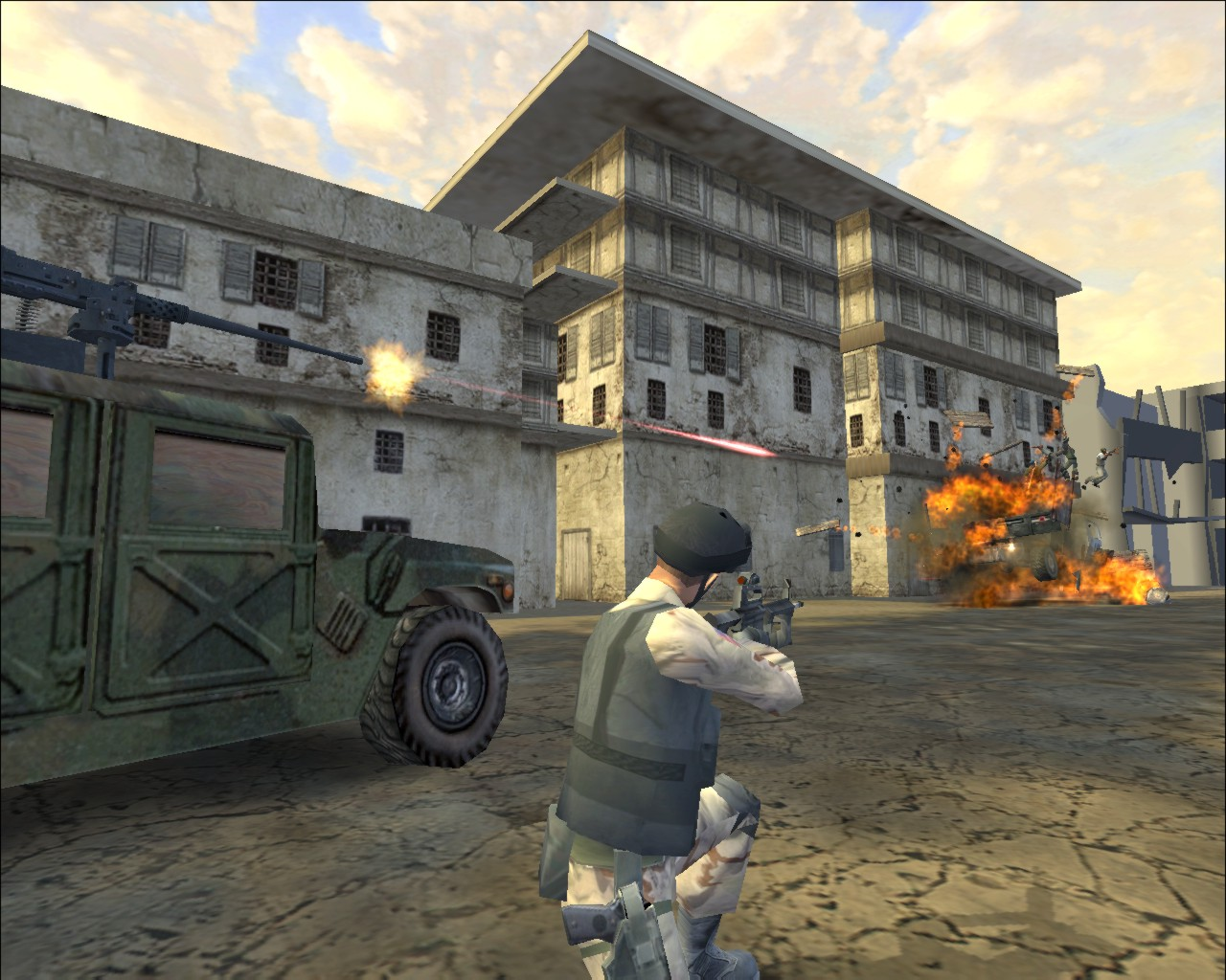 Delta Force (video game)