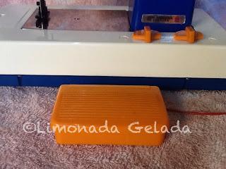 pedal maquina de costura
