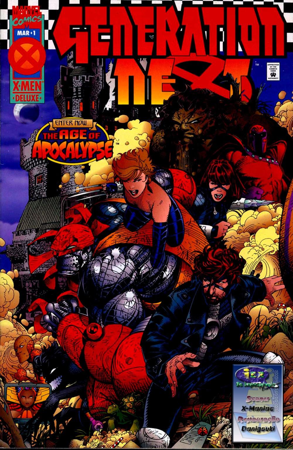 X-Men - A Era do Apocalipse #12