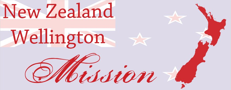 New Zealand Wellington Mission