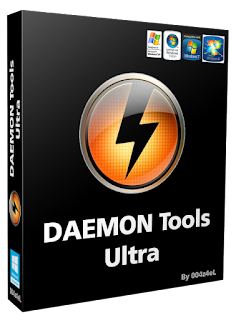 DAEMON Tools Ultra 4.0.0.0423 + Crack Free Download
