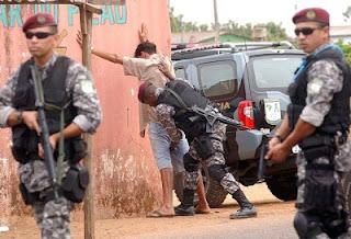 Força Nacional continua devido carência de policiais no Entorno do DF, diz comandante