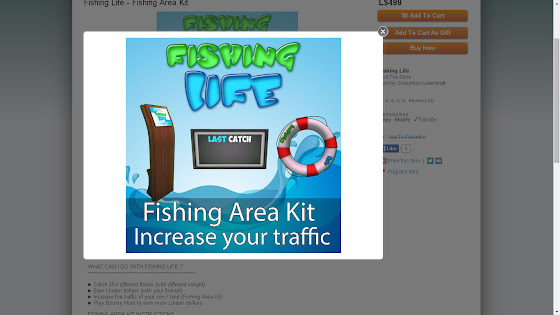 Fishing Life, New Second Life Fishing Game