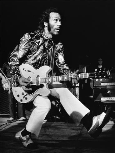 Chuck Berry: Memphis Tennessee