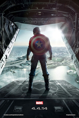 captain america the winter soldier, movie poster