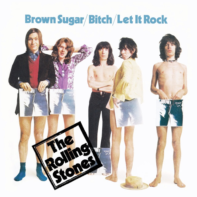 Copertina The Rolling Stones - Brown Sugar
