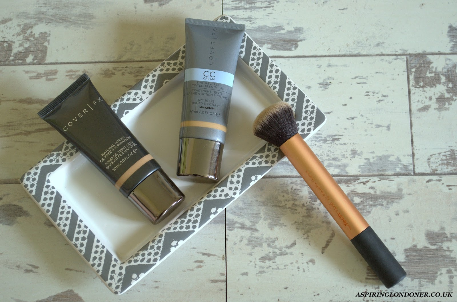 Cover fx oil free foundation review