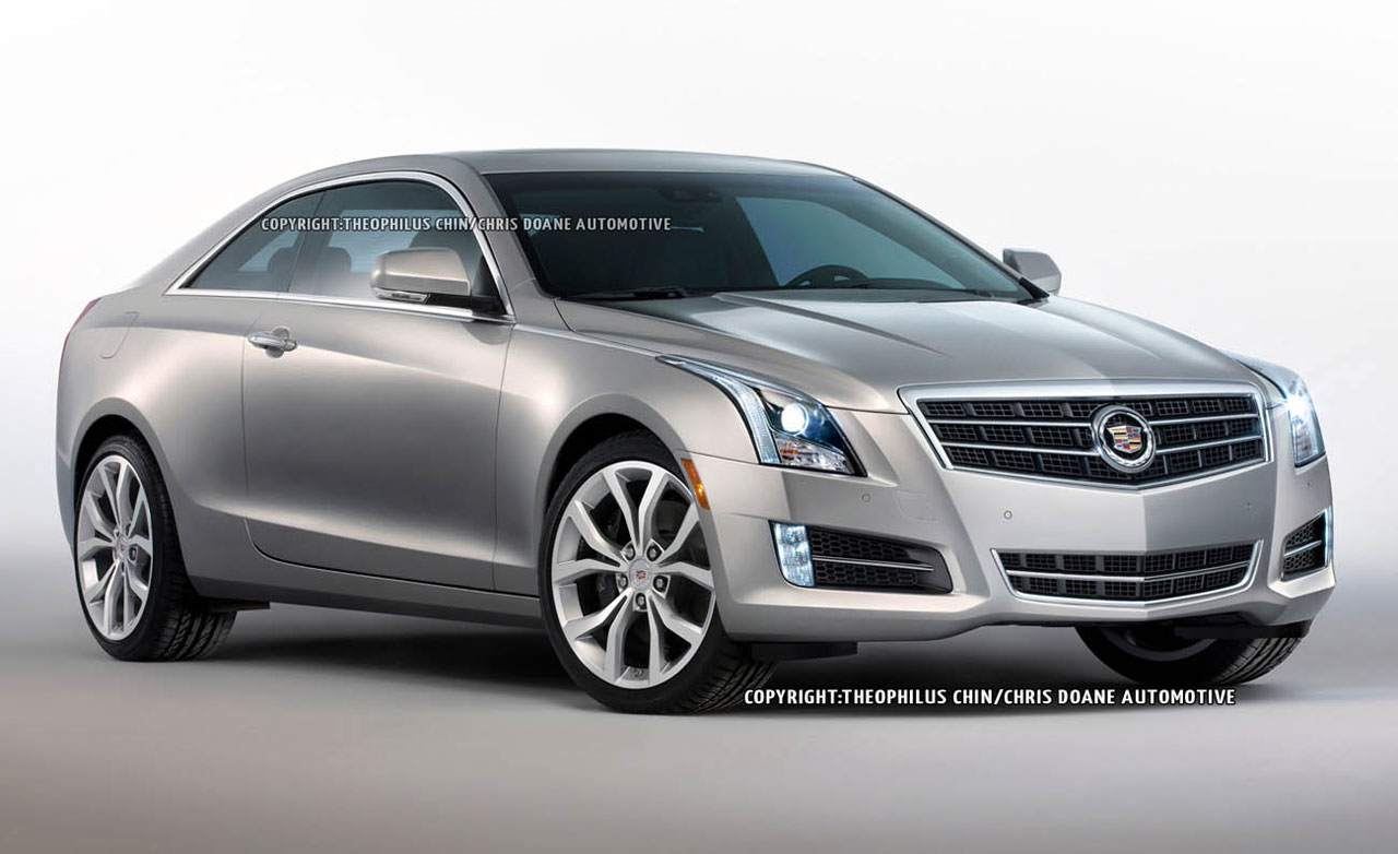 2014 Cadillac ATS Coupe Release Date | Specs | Redesigns | Concept