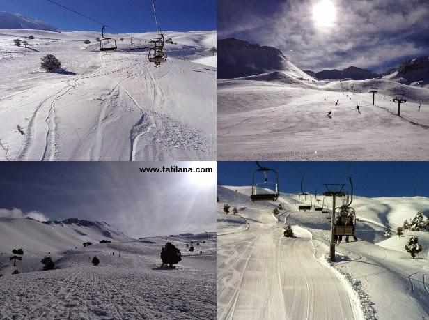 Isparta Davraz Kayak Merkezi
